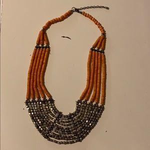Jewelry - Auburn fan necklace!